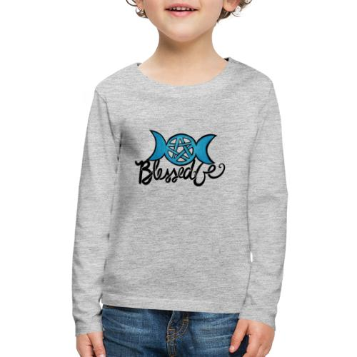 Blessed Be - Kids' Premium Long Sleeve T-Shirt