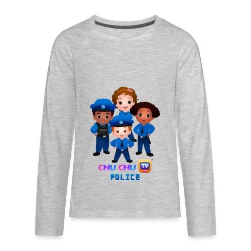 ChuChu TV Police - Kids' Premium Long Sleeve T-Shirt