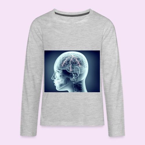 Recharge - Kids' Premium Long Sleeve T-Shirt