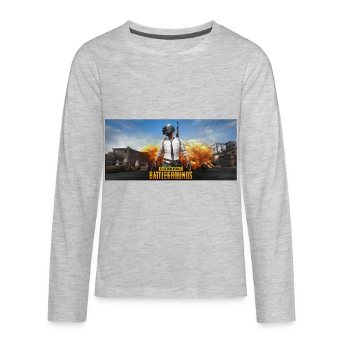 pubg 1 - Kids' Premium Long Sleeve T-Shirt