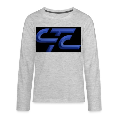 4CA47E3D 2855 4CA9 A4B9 569FE87CE8AF - Kids' Premium Long Sleeve T-Shirt