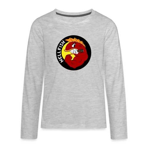 Hellfish - Flying Hellfish - Kids' Premium Long Sleeve T-Shirt