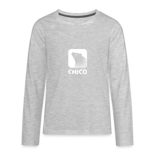 Chico's Logo with Name - Kids' Premium Long Sleeve T-Shirt