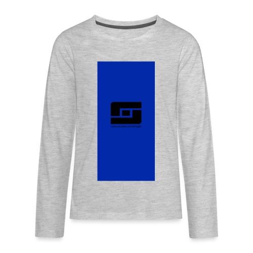 blacks i5 - Kids' Premium Long Sleeve T-Shirt