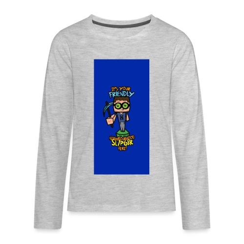 friendly i5 - Kids' Premium Long Sleeve T-Shirt