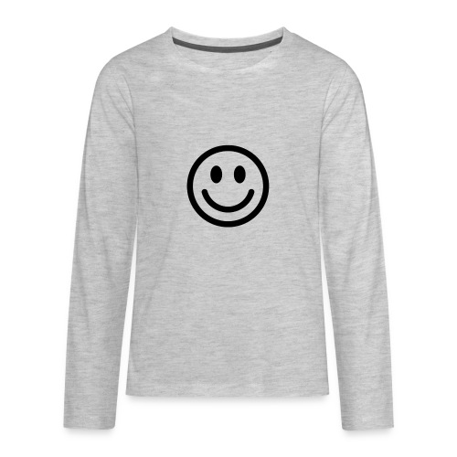 smile - Kids' Premium Long Sleeve T-Shirt
