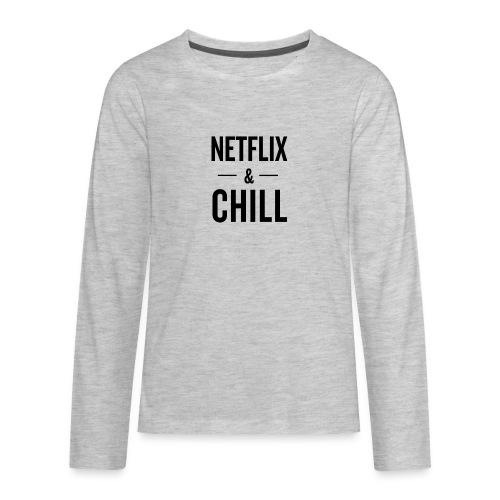 Netflix - Kids' Premium Long Sleeve T-Shirt