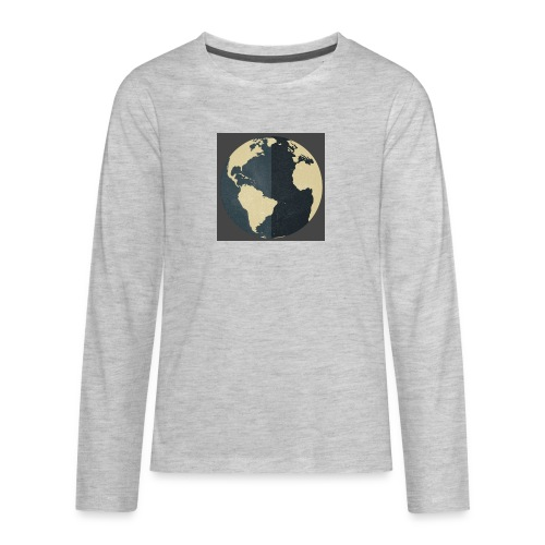The world as one - Kids' Premium Long Sleeve T-Shirt