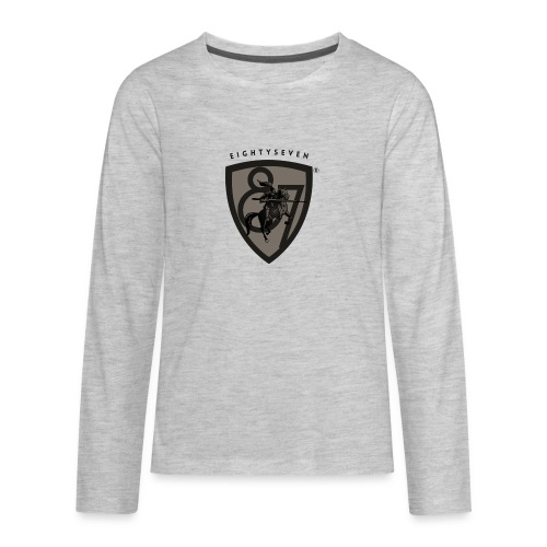 2021 eighty87seven b06 - Kids' Premium Long Sleeve T-Shirt
