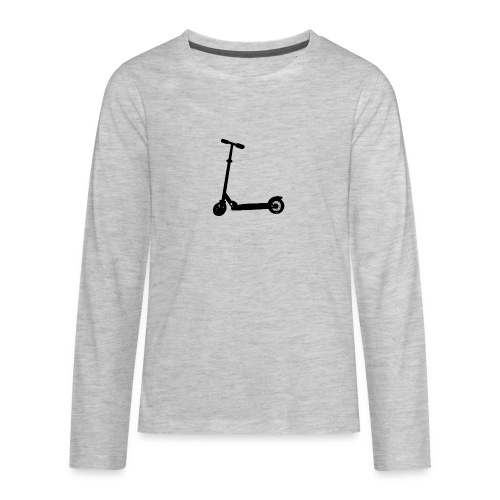 booter - Kids' Premium Long Sleeve T-Shirt