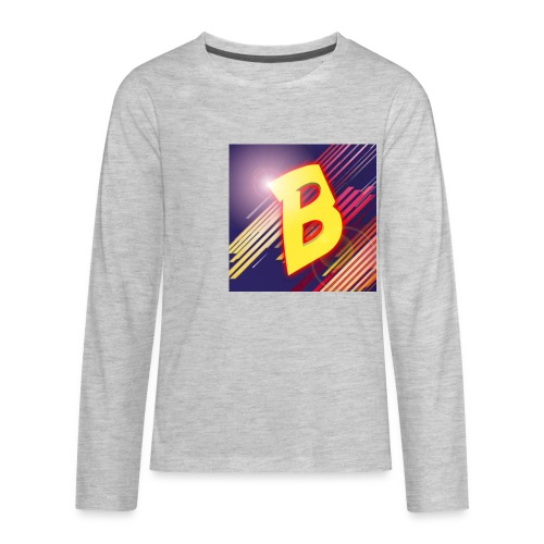 The New Beverly Logo - Kids' Premium Long Sleeve T-Shirt