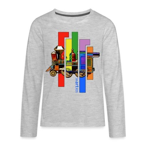 smARTkids - Coco Locomofo - Kids' Premium Long Sleeve T-Shirt