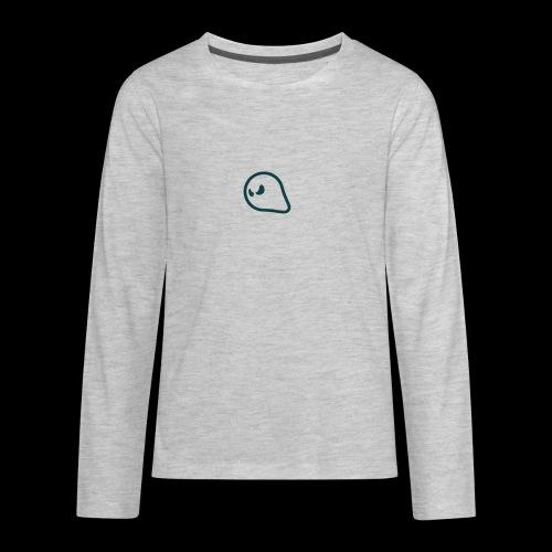 ghost - Kids' Premium Long Sleeve T-Shirt
