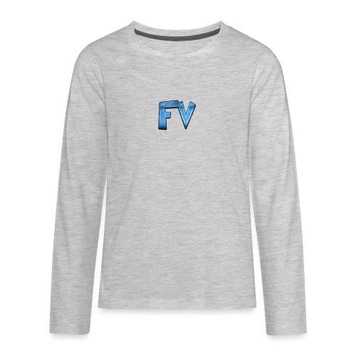 FV - Kids' Premium Long Sleeve T-Shirt