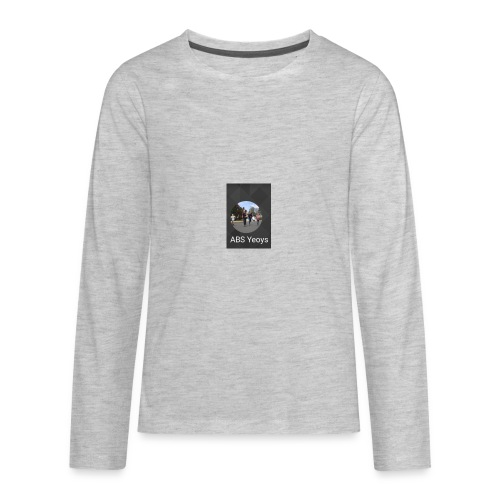 ABSYeoys merchandise - Kids' Premium Long Sleeve T-Shirt