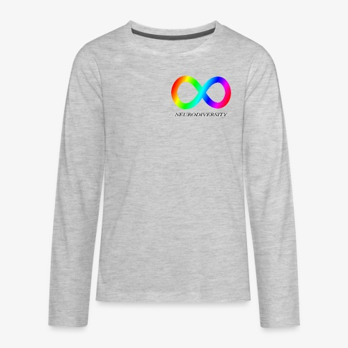 Neurodiversity - Kids' Premium Long Sleeve T-Shirt