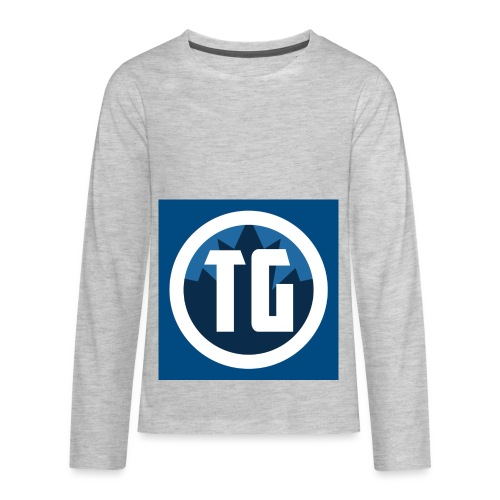 Typical gamer - Kids' Premium Long Sleeve T-Shirt