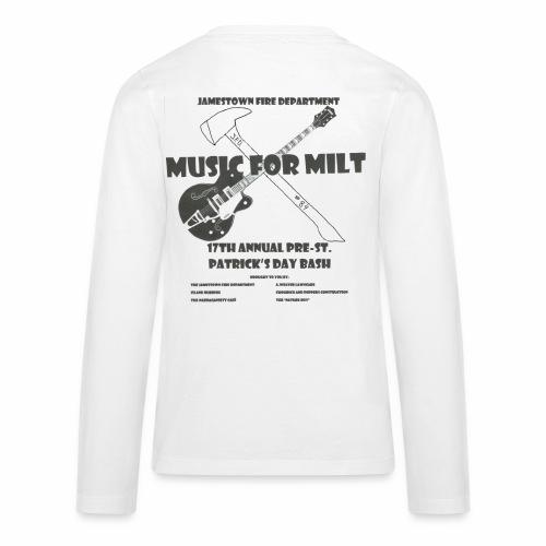 2018 Pre-St. Patricks Day Bash - Kids' Premium Long Sleeve T-Shirt