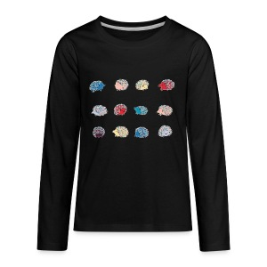 Hedgehog - Kids' Premium Long Sleeve T-Shirt