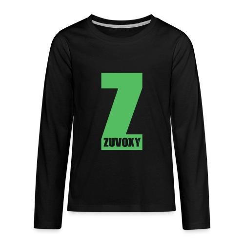 Classic Z - Kids' Premium Long Sleeve T-Shirt