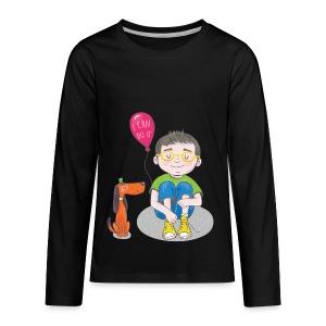 I Can Do It - Kids' Premium Long Sleeve T-Shirt