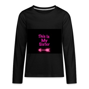 babies and kids shirt etc. - Kids' Premium Long Sleeve T-Shirt