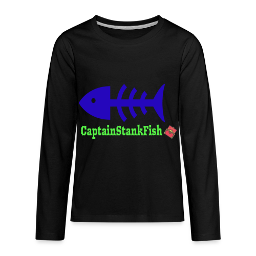 A Shirt for a Stanky Person - Kids' Premium Long Sleeve T-Shirt