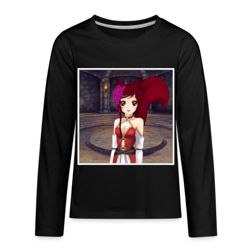 Avatar1 - Kids' Premium Long Sleeve T-Shirt