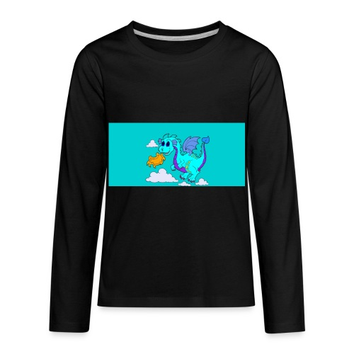 ColorBook2 10 2018 55720 PM - Kids' Premium Long Sleeve T-Shirt