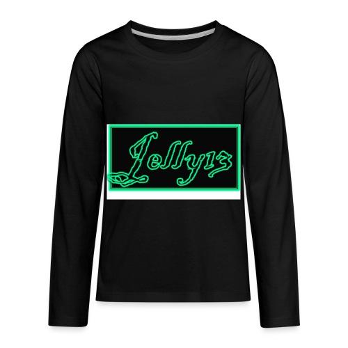 Jelly13 Name - Kids' Premium Long Sleeve T-Shirt