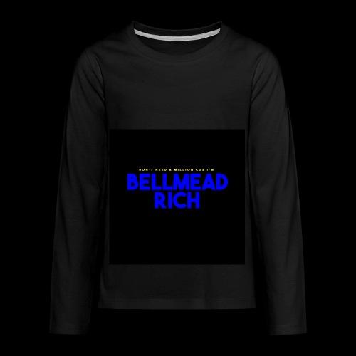 Bellmead Rich - Kids' Premium Long Sleeve T-Shirt