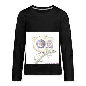 IMG 0088 - Kids' Premium Long Sleeve T-Shirt