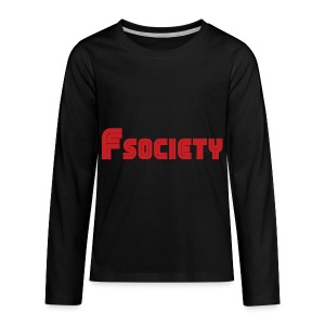 Fsocieaty sega - Kids' Premium Long Sleeve T-Shirt