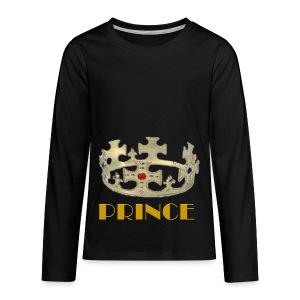 KEFFIE3 - Kids' Premium Long Sleeve T-Shirt