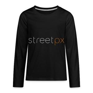 The Techie - Kids' Premium Long Sleeve T-Shirt