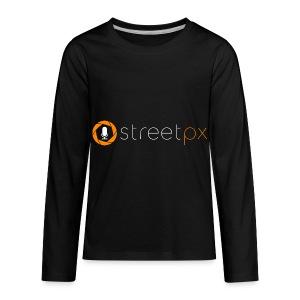 Official StreetPX Tee - Kids' Premium Long Sleeve T-Shirt
