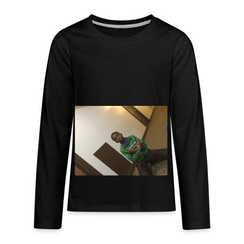 my cool picture sweatshirt - Kids' Premium Long Sleeve T-Shirt