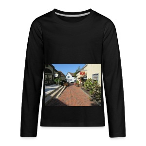 Historic Village - Kids' Premium Long Sleeve T-Shirt