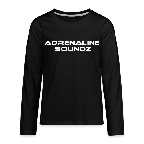 Adrenaline Soundz - Kids' Premium Long Sleeve T-Shirt