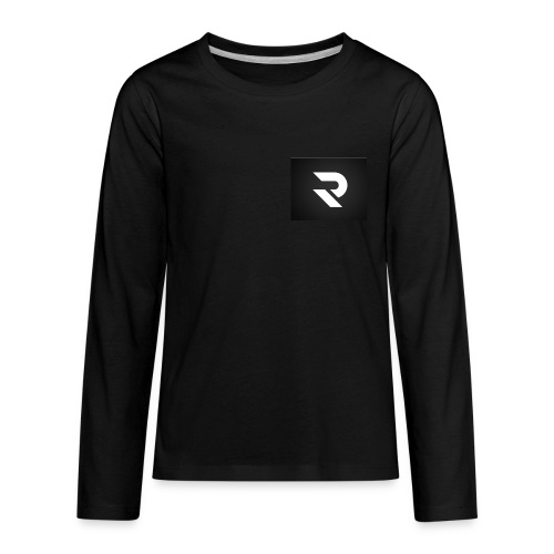 new logo hope you like it - Kids' Premium Long Sleeve T-Shirt