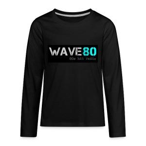 Main Logo - Kids' Premium Long Sleeve T-Shirt