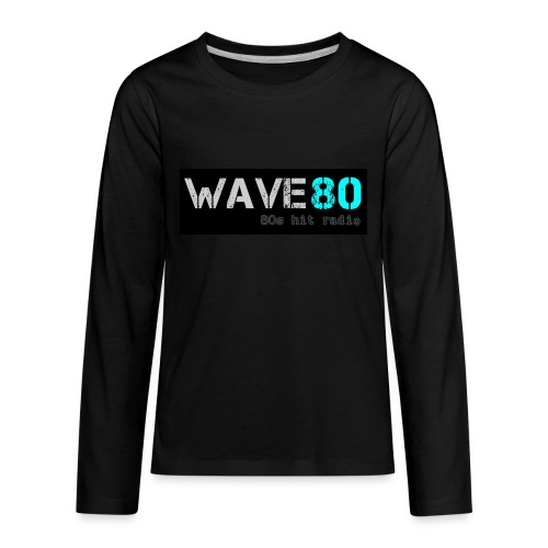 Main Logo - Kids' Premium Long Sleeve T-Shirt