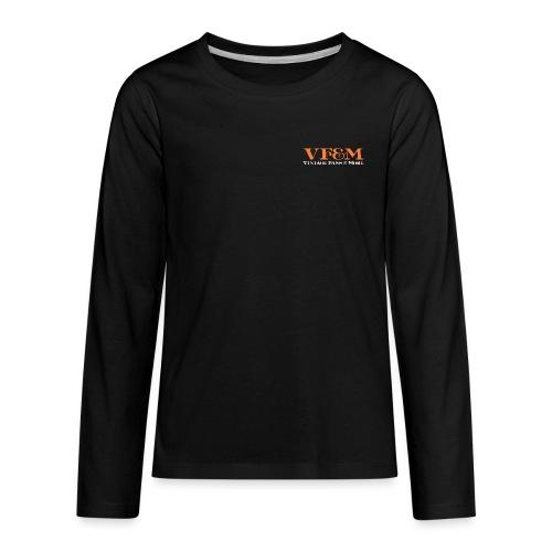 VFM Small Logo - Kids' Premium Long Sleeve T-Shirt