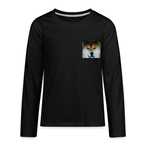 Dr.seesoul - Kids' Premium Long Sleeve T-Shirt