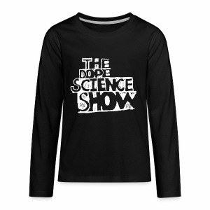The Dope Science Show - Kids' Premium Long Sleeve T-Shirt