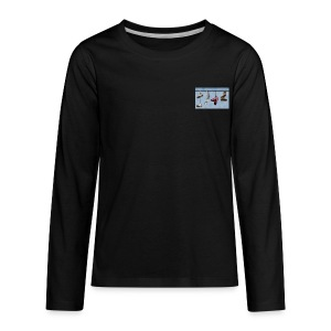 ace colab - Kids' Premium Long Sleeve T-Shirt