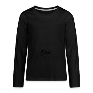 Slick Clothing - Kids' Premium Long Sleeve T-Shirt