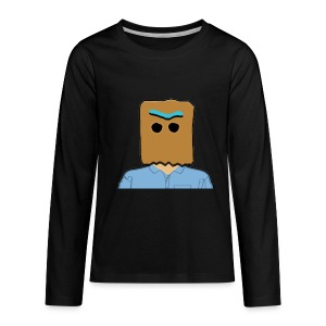 Andrew - Kids' Premium Long Sleeve T-Shirt