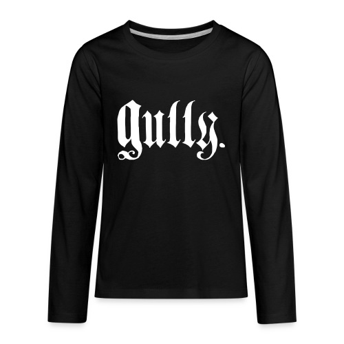 MB Gully - Kids' Premium Long Sleeve T-Shirt