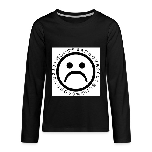 S A D B O Y S - Kids' Premium Long Sleeve T-Shirt